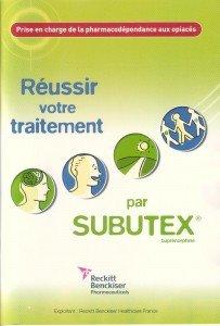 Réussir votre traitement par SUBUTEX dans Non classé TraitementSubutex-203x300